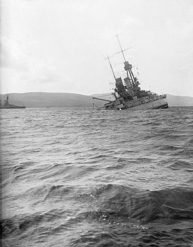 SMS_Bayern_sinking